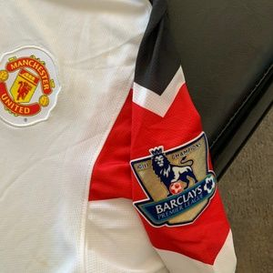 Paul Pogba M Authentic Manchester United Jersey